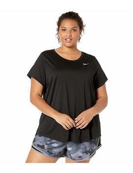 Dry Legend Crew Tee (Sizes 1 X 3 X) by Nike