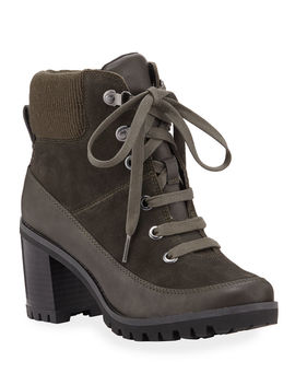 Redwood Waterproof Chunky Hiker Booties by Ugg