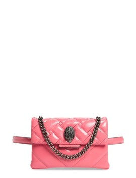 Kensington Leather Convertible Belt Bag by Kurt Geiger London