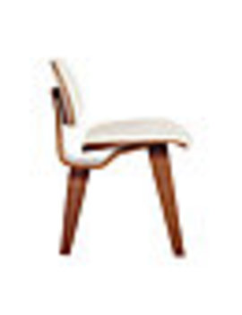 Eames® Upholstered Molded Plywood Dining Chair (Dcw) by Design Within Reach