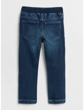 Toddler Pull On Denim Joggers by Gap