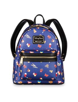 Disney Parks Food Icons Mini Backpack By Loungefly | Shop Disney by Disney