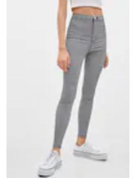Mit KnÖpfen   Jeans Skinny Fit by Bershka