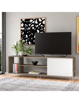 Angelica Tv Stand For T Vs Up To 70\ by Allmodern
