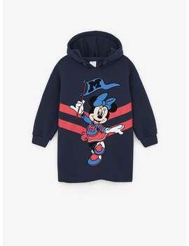 Minnie Mouse © Disney Hooded Dress New Ingirl by Zara