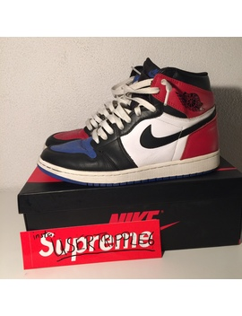Air Jordan 1 Top 3  Cond 7/10  Us 9   Depop by Depop
