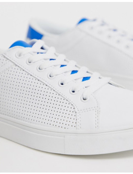 Loyalty & Faith Sneaker In White by Asos