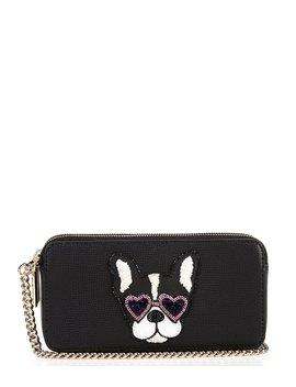Francois Frenchie Double Zip Mini Crossbody Bag by Kate Spade New York