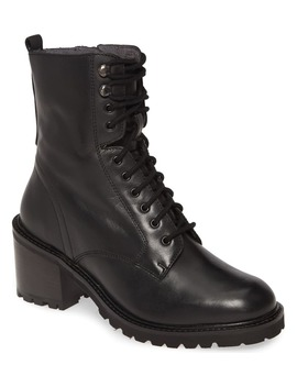 Irresistible Combat Boot by Seychelles