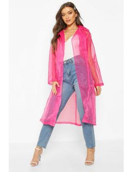 Organza Mac by Boohoo