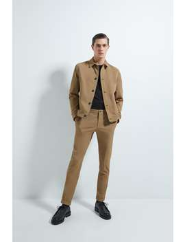 diagonal-knit-suit-jacket by zara