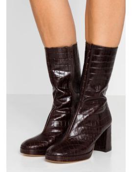 Carlota   Platform Boots by Miista