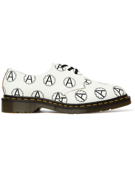 Dr. Martens 3 Eye Supreme X Undercover Anarchy White by Stock X