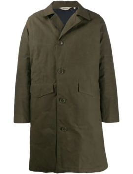 Single Breasted Padded Coat by Aspesi