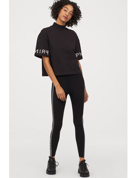Feinstrick Leggings by H&M