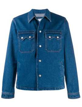 Denim Jacket by Ami Paris
