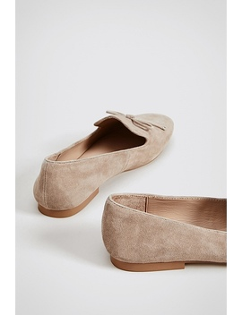 Renee Suede Loafer by Witchery