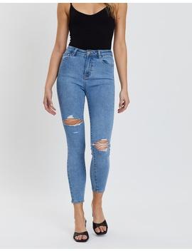 Mia Slim Leg Jeans by Atmos&Here