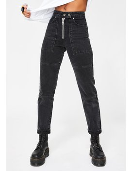 Charcoal Pride Jeans by The Ragged Priest