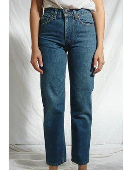 Vintage Levi's Denim Jeans // J042 by Vergegirl