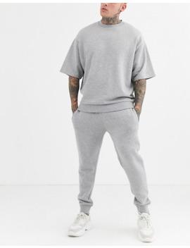 Topman Joggers In Grey by Topman