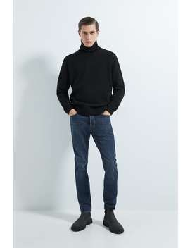Jeans In Slim Fit by Zara
