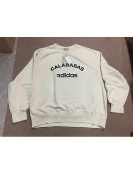 Yeezy Season 5 Adidas Calabasas Crew Rib Side Sweatshirt L by Yeezy