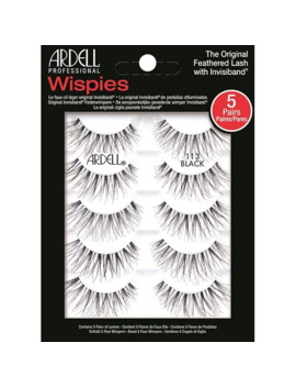 Ardell Wispies 113 Lash Multipack (X5) by Superdrug