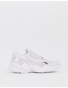 Adidas Originals   Falcon   Sneakers Bianche by Adidas