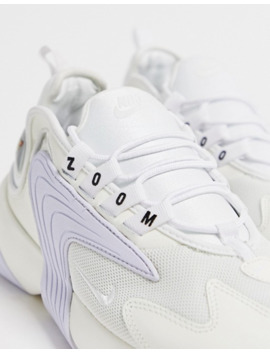 Nike Zoom   2 K   Sneakers Bianche by Nike