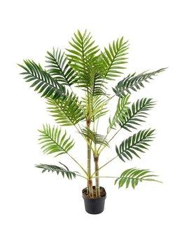 Floor Palm Tree In Pot by Prestington