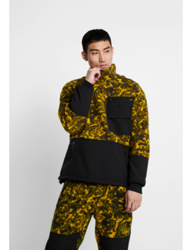 Rage Classic   Fleecepullover   Leopard Yellow by The North Face