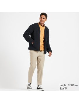 Cardigan DoublÉ Polaire Homme by Uniqlo