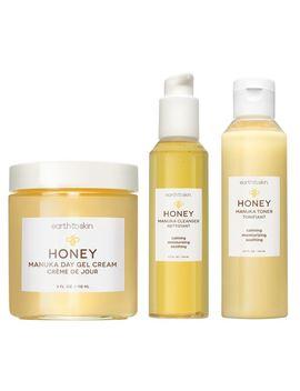Earth To Skin Manuka Honey Skincare Set by Earth To Skin