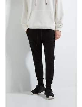 Soft Denim Cargo Trousers View All Trousers Man by Zara