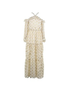 Pineapple Maxi Dress by Biba