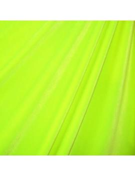 "1/2 Yard X 60"" Neon Yellow 4 Way Stretch Spandex Velvet Bty Dance Skate Gowns Holidays by Etsy"