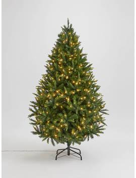 John Lewis & Partners Peardrop Pre Lit Christmas Tree, 7ft by John Lewis & Partners