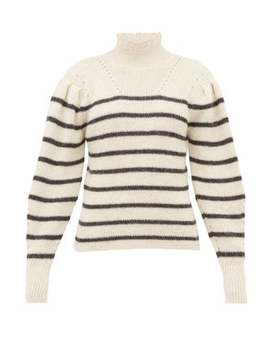 Georgia Striped Alpaca Blend Sweater by Isabel Marant Étoile