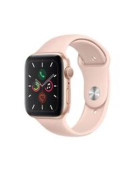 Watch Series 5 (Gps), 44mm Gold Aluminium Case With Pink Sand Sport Band by Apple