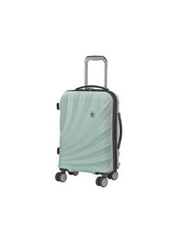 It Luggage Pagoda Expandable 8 Wheel Cabin Suitcase   Pastel134/5977 by Argos