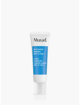 Murad Oil Control Mattifier Spf 15 Pa++, 50ml by Murad