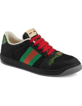 Screener Low Top Sneaker by Gucci