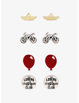 It Symbols Earring Set by Hot Topic