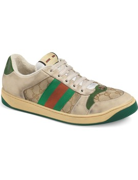 Screener Sneaker by Gucci