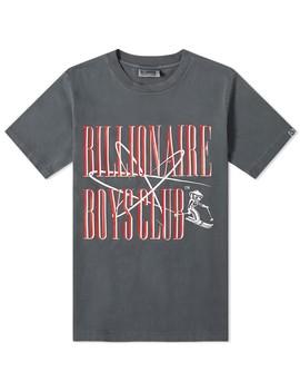 Billionaire Boys Club Ski Club Graphic Tee by Billionaire Boys Club