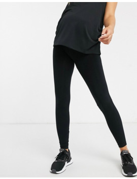 Asos 4505 Maternity Icon Legging In Cotton Touch by Asos 4505