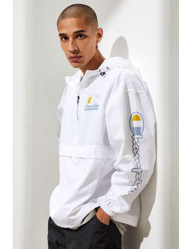 Champion Uo Exclusive Half Zip Anorak Jacket   by Champion