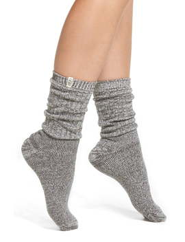 Ribbed Crew Socks by Ugg®
