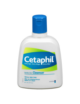 Cetaphil Gentle Skin Cleanser8.0oz by Cetaphil.Com